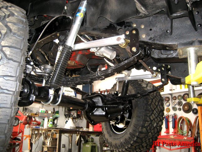 Cpt Crawler Proven Technology Sway Bar Kit For Scout Ii