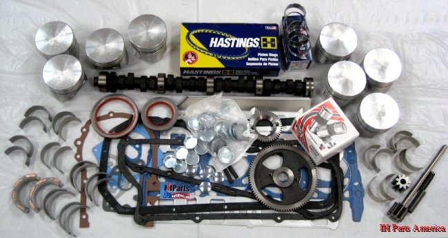 C And H Tire >> Complete Engine Overhaul Kits for IH 304,345,392 V8 Engines - IH Parts America