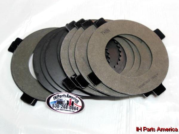 Dana 60, Dana 70 Powr-Lok Rebuild Kit - Fiber Disc Style