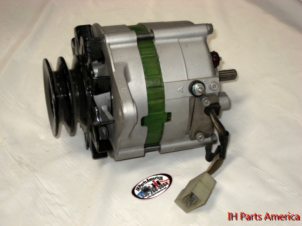 Reman Alternator for Scout II w Nissan SD33 Diesel