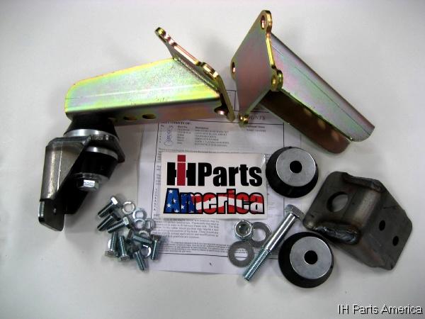 Advance Adapters GM LS1 Universal Engine Mount Kit - IH Parts America