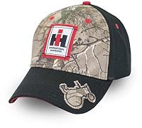 7d841aec Farmall American Flag Patch Cap - IH Parts America