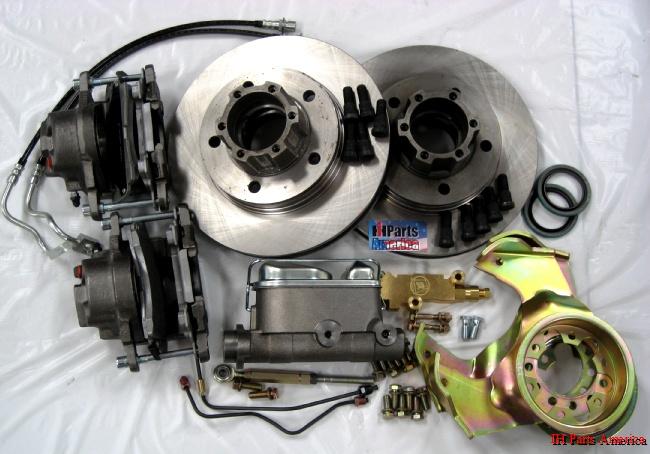 Cpt Front Disc Brake Kit For 1966