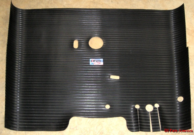 Farmall Door Mat : Ih truck floor mats gurus
