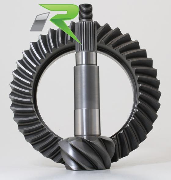 a guide on the installation and setup of axle ring and pinion gears
