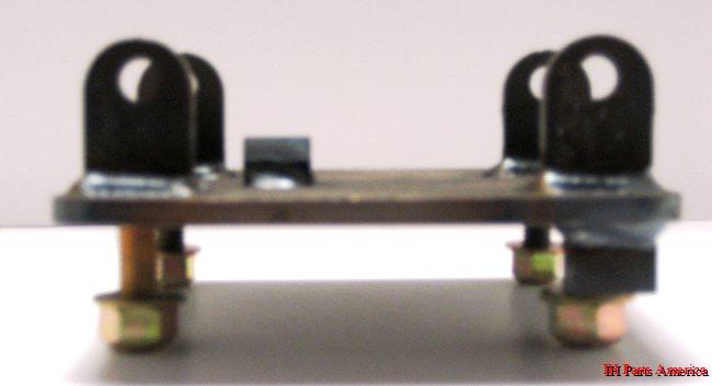Cpt Sanden To York Style A  C Compressor Retrofit Bracket W