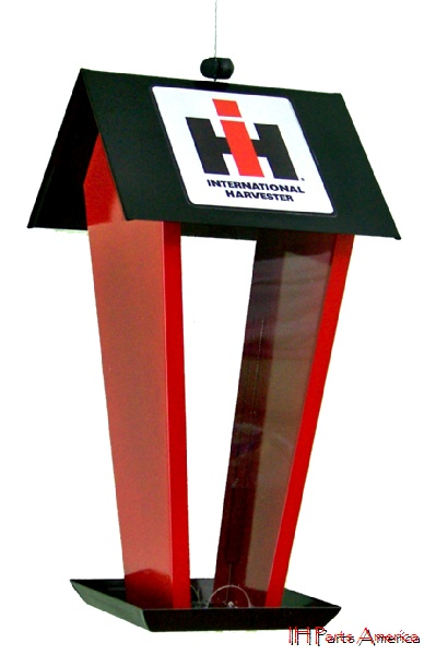 International Harvester Logo >> International Harvester Bird Feeder With Ih Logo Ih Parts America